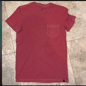 American Eagle vintage red T-shirt. Never worn
